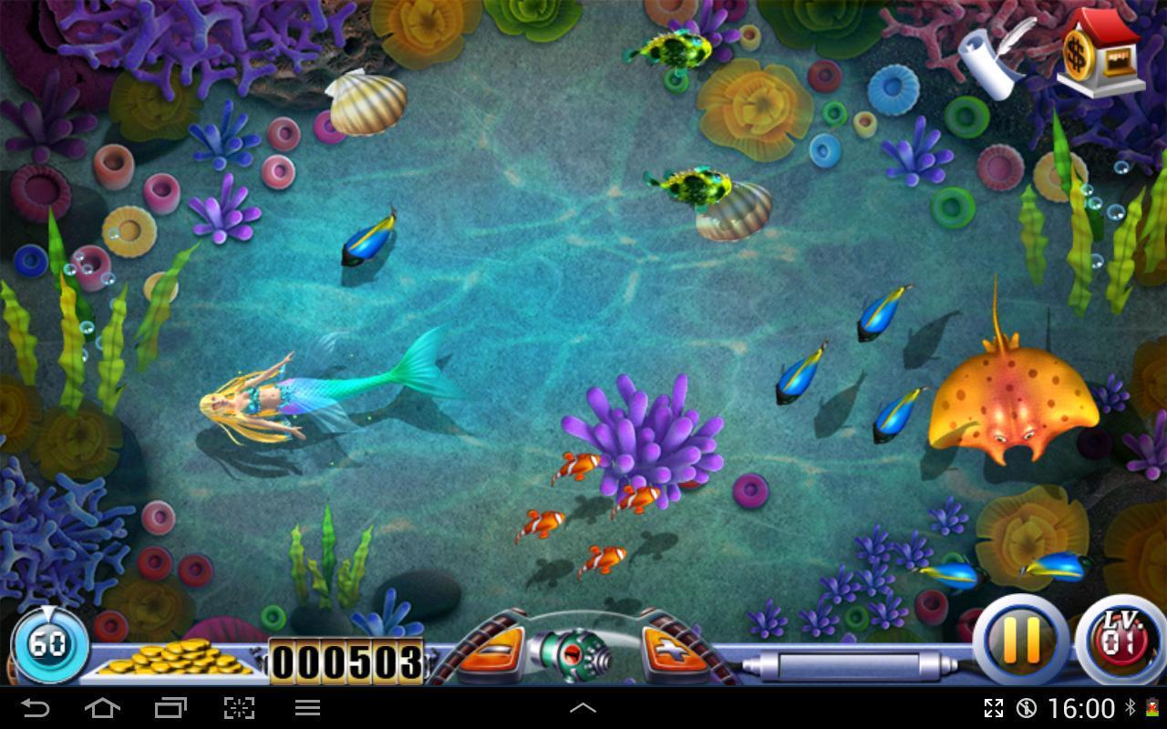 Bermain Game Tembak Ikan